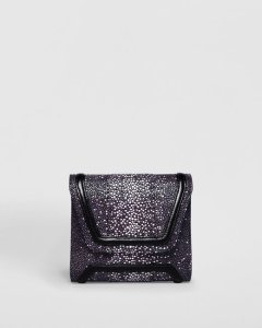 Mini Giovanna Stingray Boxy clutch