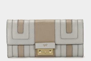 Ebenezer wallet, light grey