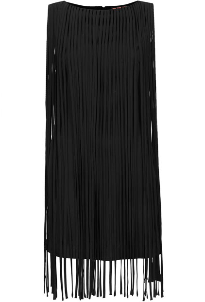 Long Fringe Tassel dress
