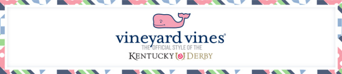 Vineyard Vines Derby banner