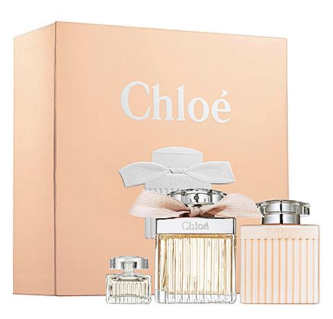 CHloe gift set Sephora
