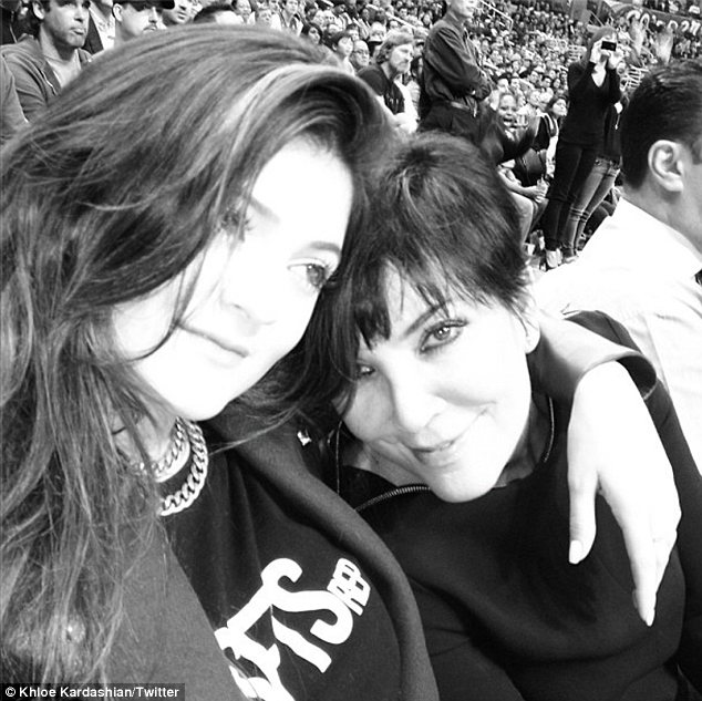 Kylie & Kris Jenner