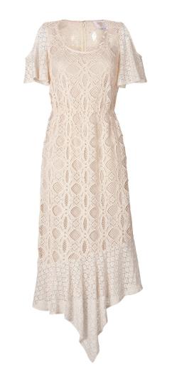 Lace Crochet Maxi