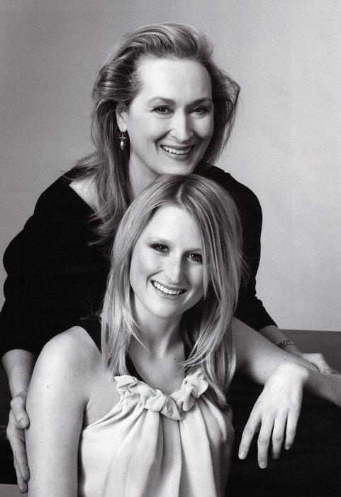 Meryl Streep, Mamie Gummer