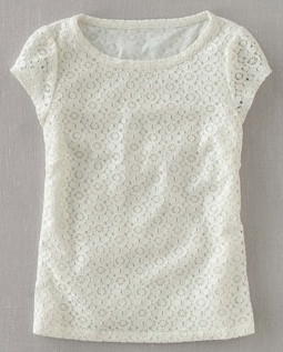 BODEN Lace top