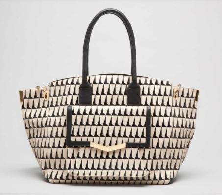 Bone Sharktooth Jo Tote