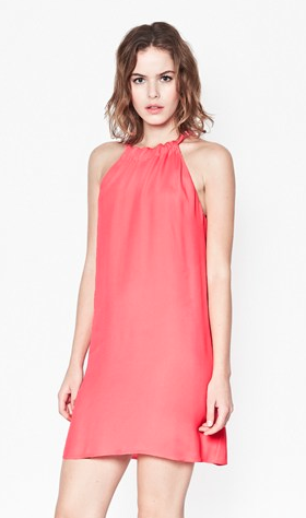 Calla Collette Halter dress