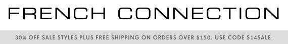 FCUK promo code