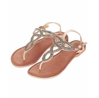 Hyde Embellished sandals