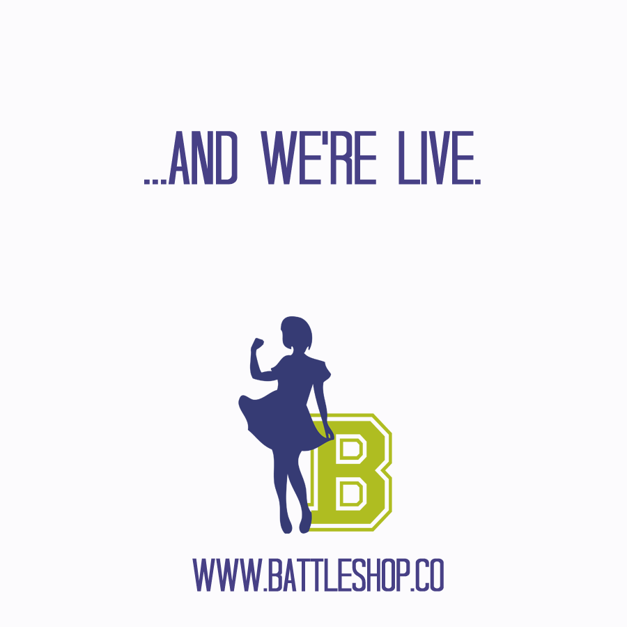 Head to BATTLESHOP.CO and start Fantasy Shopping!