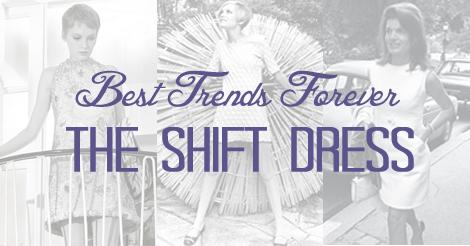 BTF shift dress
