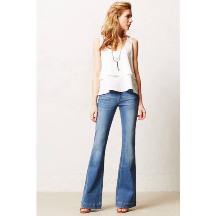DL1961 Joy High-Rise Flare Jeans