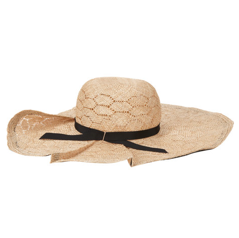 Jennifer Ouellette sun hat
