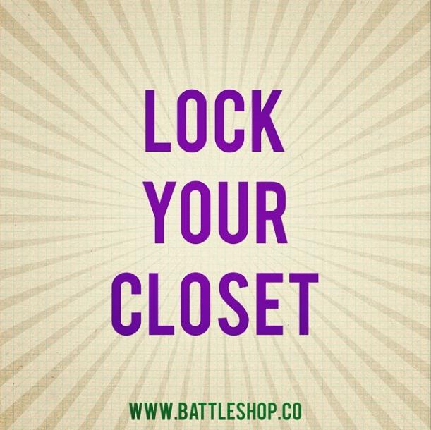 Lock Your CLoset
