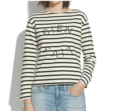 Madewell Armor Lux shirt