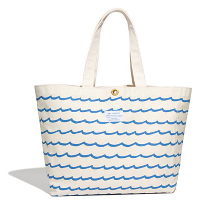 Madewell M. Carter tote
