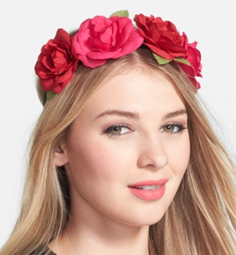Nordstrom Berry crown