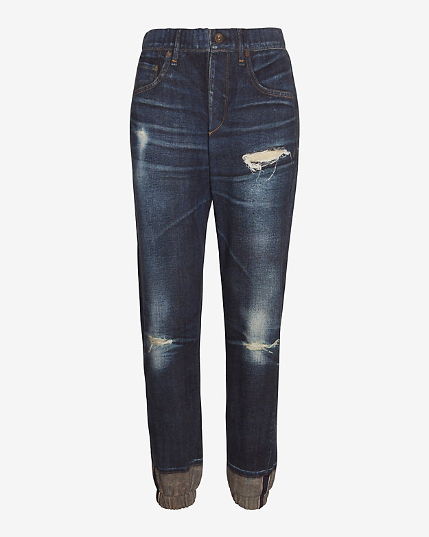 Rag & Bone sheffield sweatpant jeans