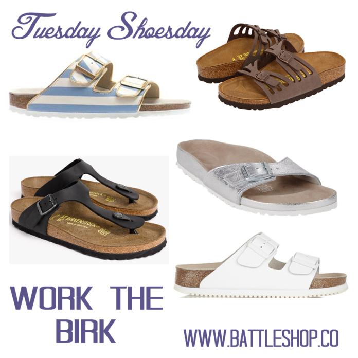Work the Birk