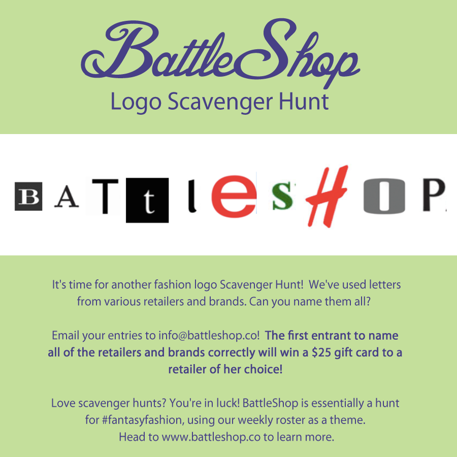 BattleShop Logo Hunt