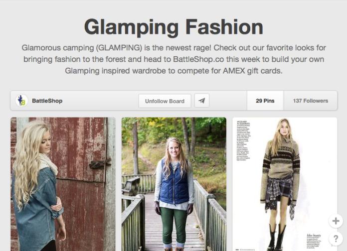 Glamping Pinterest shot