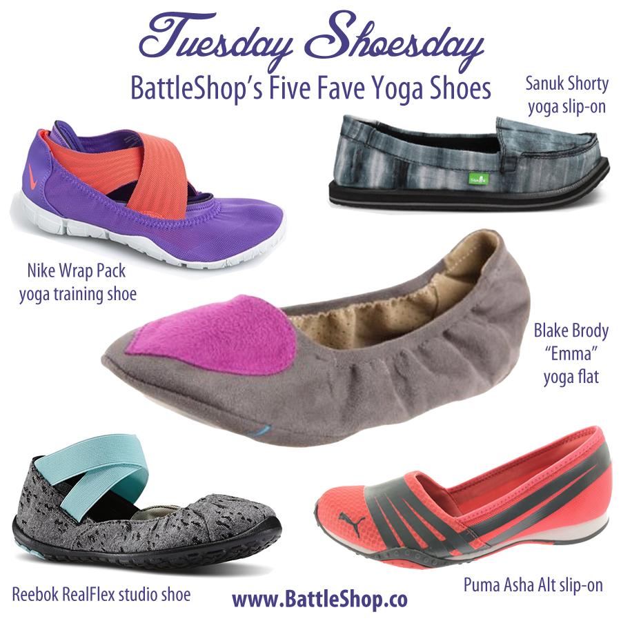 8a01c2338a4 Yoga Shoes