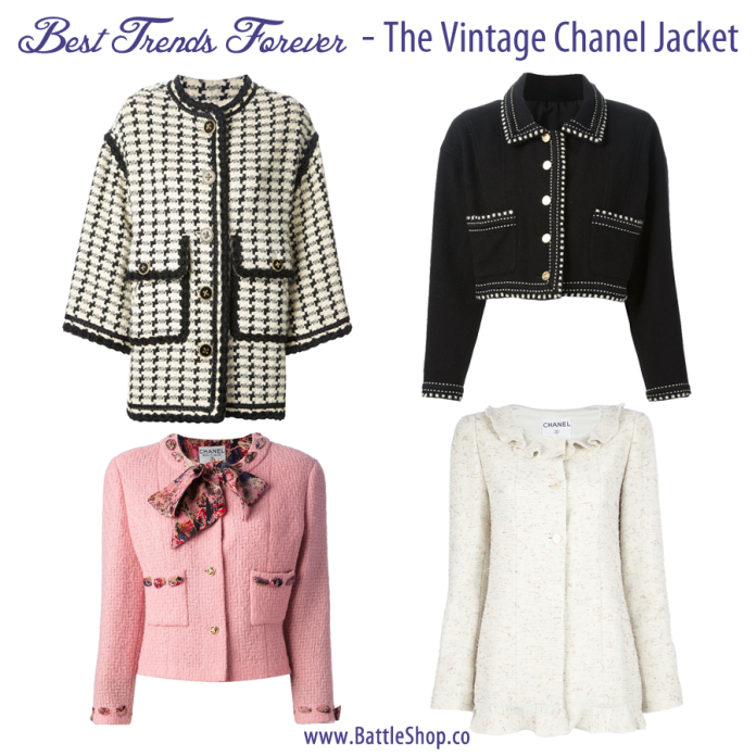 BTF Chanel jacket