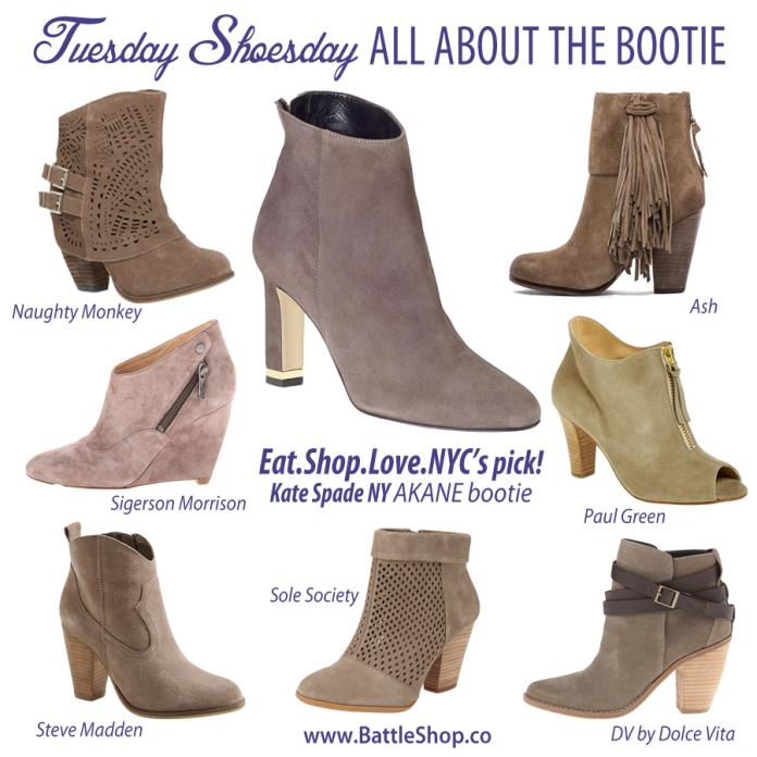 ESLNY tuesday shoesday