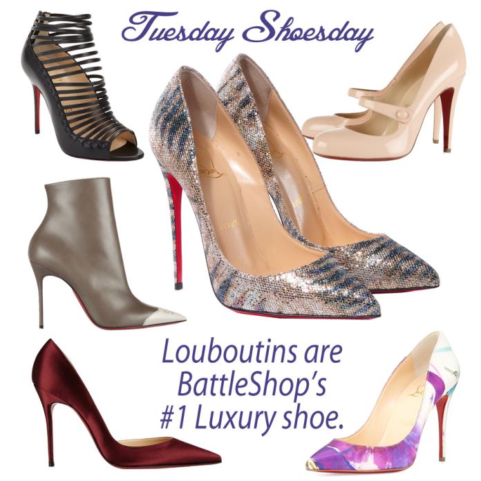 Luxury louboutins