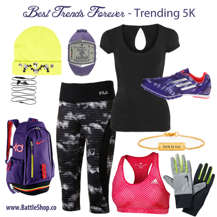 BTF 5K accessories