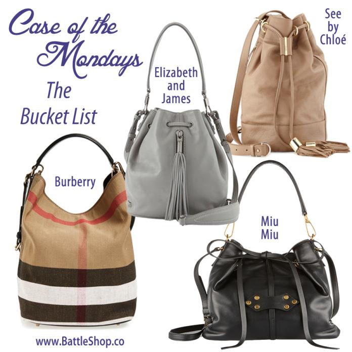 Case OTM Bucket List