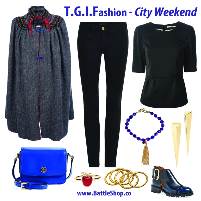 TGIFashion City Wknd
