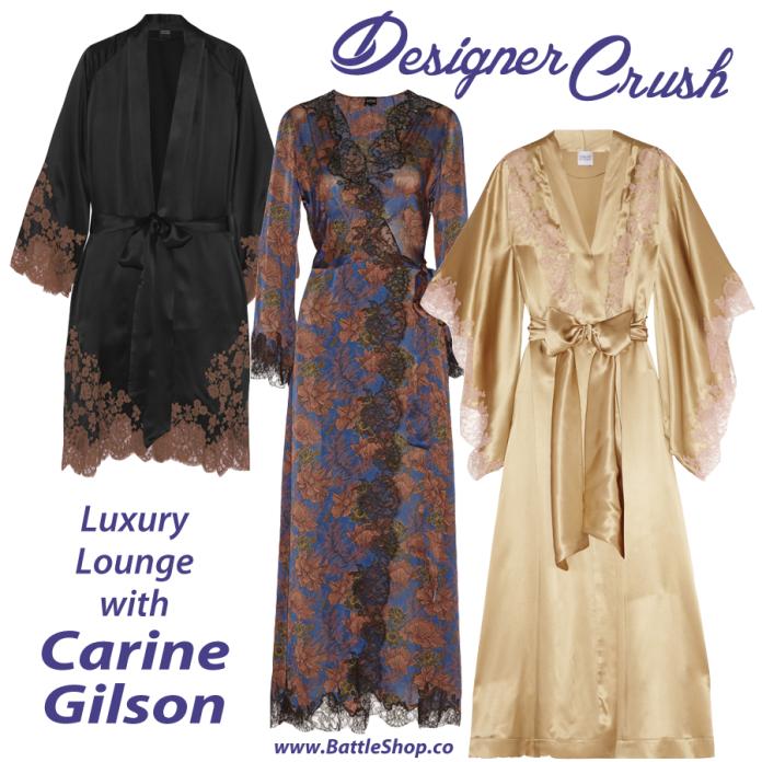 designer crush carine gilson