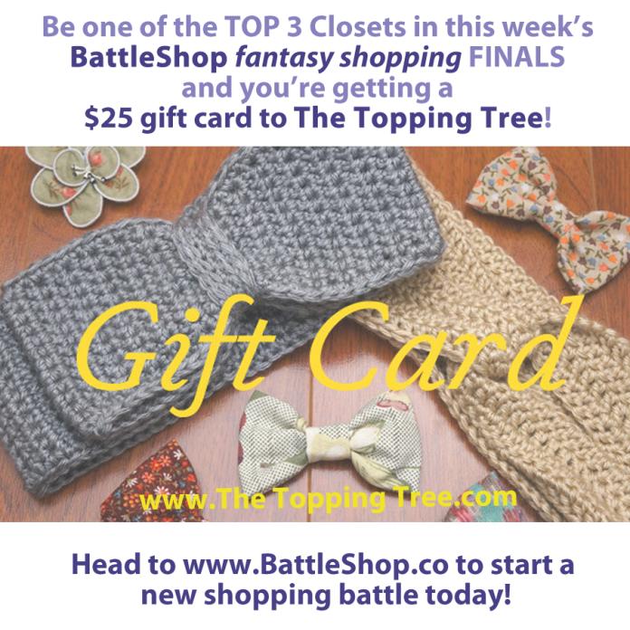 TTT gift card prize