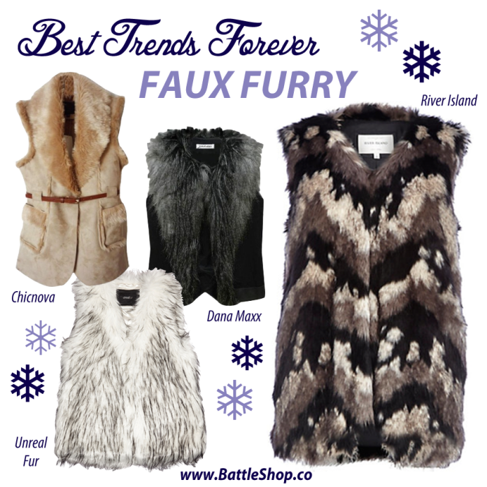 faux furry