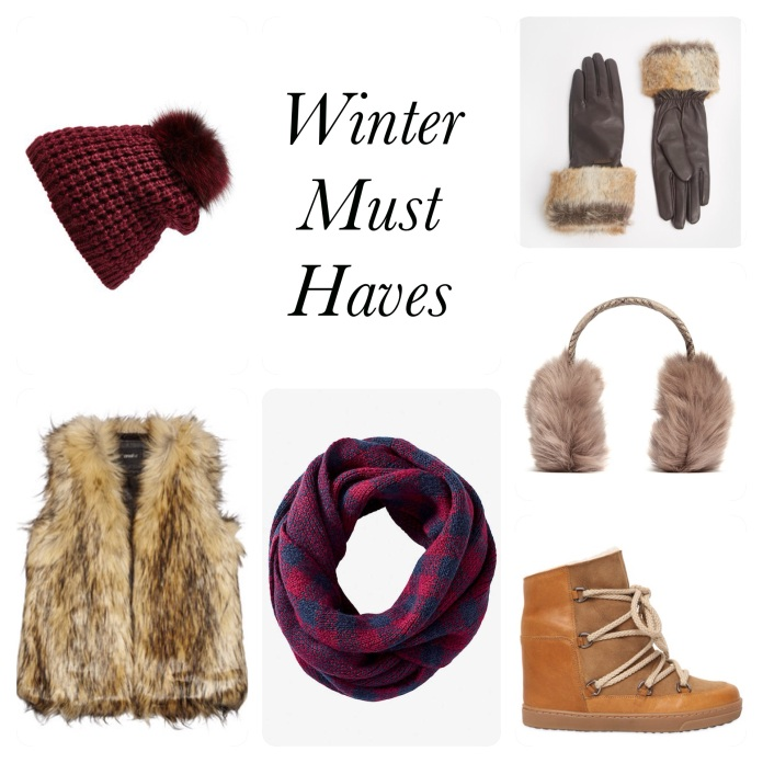 winter must haves
