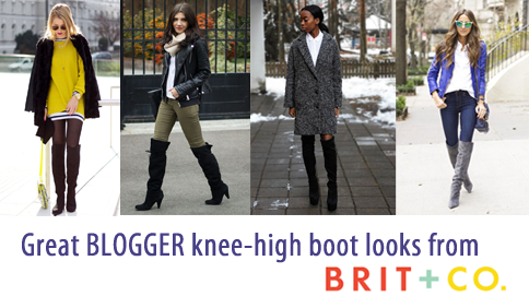 brit + co's 14 knee boots