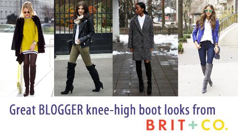 brit + co's 14 knee boots