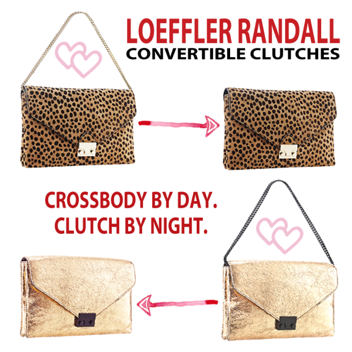 convertible clutches