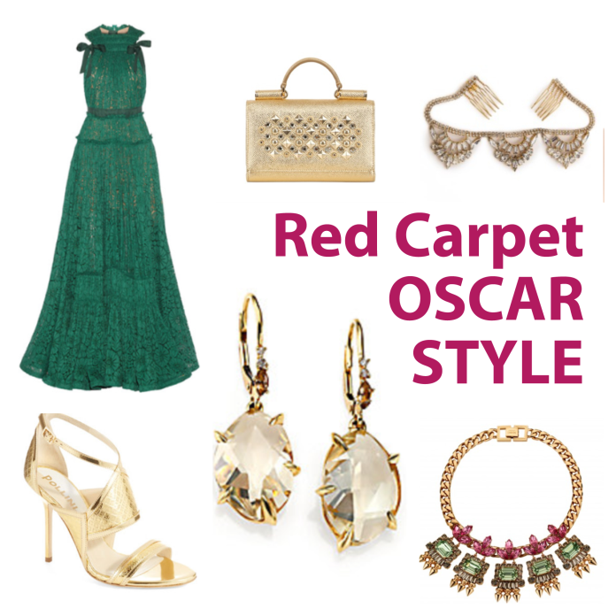 RED CARPET OSCARS