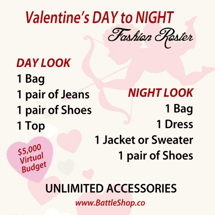 vday fashion roster