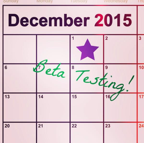 Beta test date